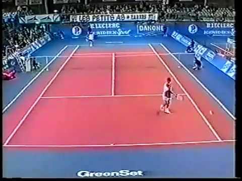 Rafael Nadal vs Richard Gasquet (13 Years Old)