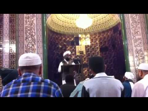 Hai Chati Aaj Khwaja Piya-Qari Rizwan-Leicester Central Mosque...