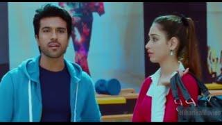 Rachaa - Ram Charan Kidnaps Tamanna Comedy Scene -Racha Movie Scenes - Ram Charan, Tamanna