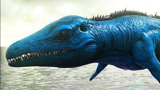 Duelo Jurássico: Pterossauros Vs Mosasaurus + Dinossauros, A REVANCHE! Beasts of Bermuda