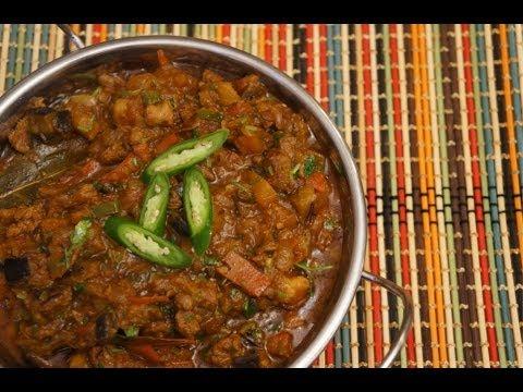 lamb amp aubergine curry recipe mutton brinjal eggplant