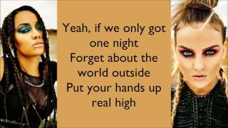 Little Mix ~ Down & Dirty ~ Lyrics (Re-edition)