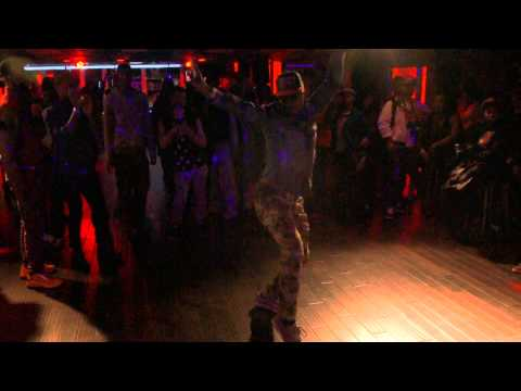 CATWALK PT1 @ VOGUE NIGHTS 5/6/2013