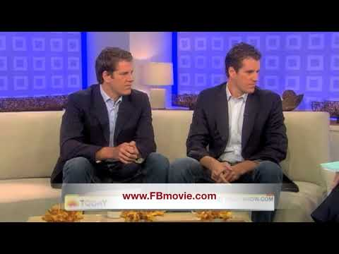 Winklevoss Twins - Facebook was our idea - Tyler & Cameron