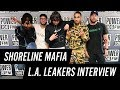 Shoreline Mafia Reveals The Meaning Behind Their Name, Life On Tour, New Music & More!