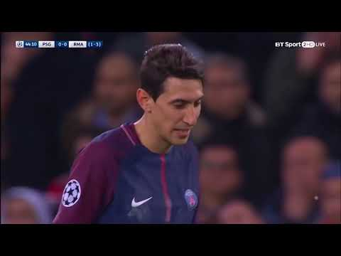 PSG-Real Madrid 1-2 - All Goals and Highlights HD - 06/03/2018
