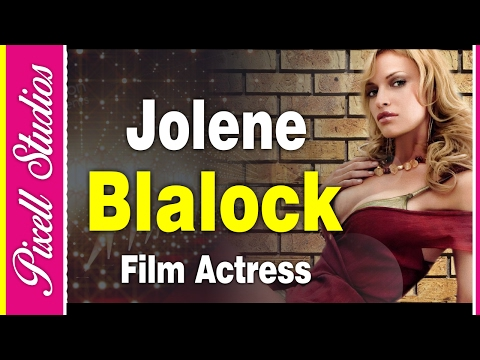 Jolene Blalock An American Film And Television Actress And Model.