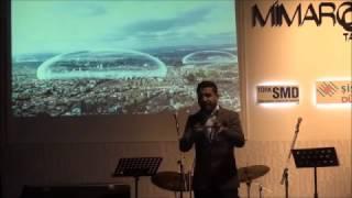 Dnyaca nl cam mimari projeleri Ankara iin dn almak