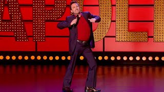 Lee Mack on London - Live at the Apollo - BBC