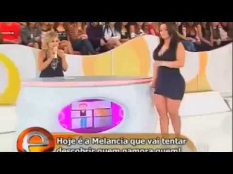 Brazil Talk Show Big Ass Booty Shake Twerk video