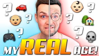 What is my REAL AGE...? 💯🤔 (Mental Age TEST!)