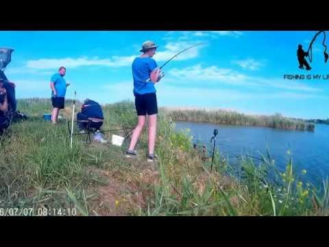 рыбалка в рогожкино в ростове на дону