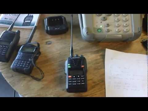 Self Reliance Comm Gear Update, Extreme Value, Wouxun KG-UV6_  Radio review, Part 2