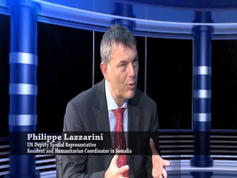 SNTV Interview with Philippe Lazzarini UN Deputy Special Representative, Somalia