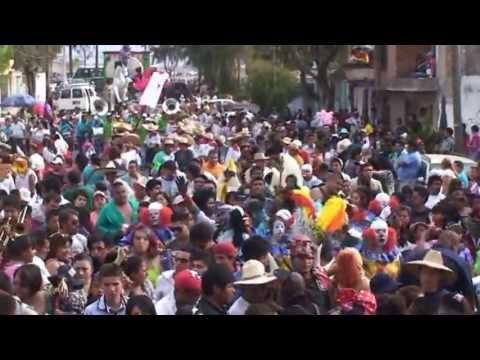 carnaval santa catarina tlahuac 2013 parte 2