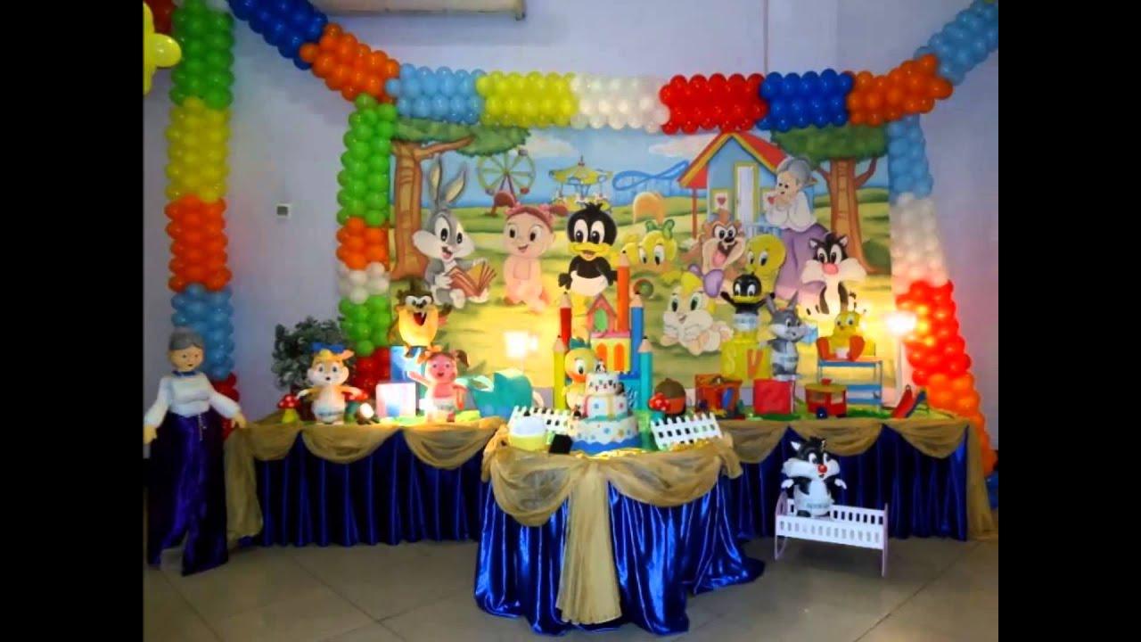 Baby Looney Tunes Decorations