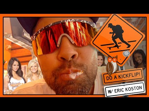 """Do A Kickflip!"" with Eric Koston - Part 3"