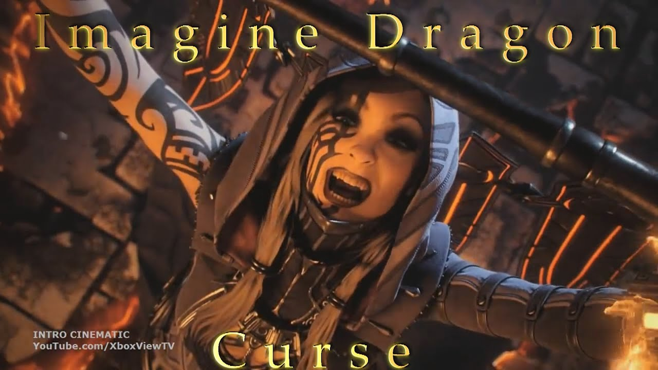 Imagine Dragon Curse