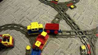 Lego Duplo Train Accident
