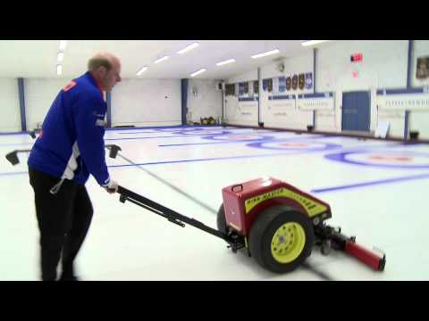 Ice Preparation with Kevin Martin