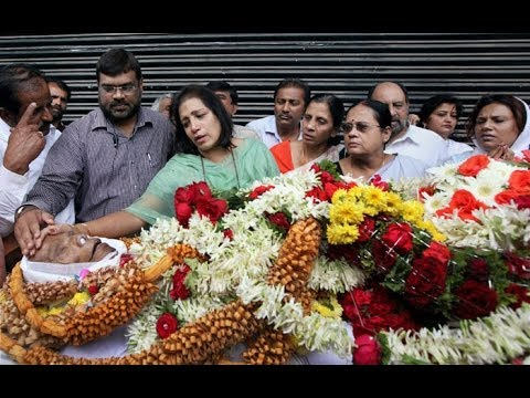 Goodbye Manna Dey | Hindi Latest News | Funeral | Death | Passes...