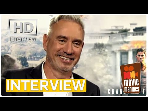 White House Down | Roland Emmerich Exclusive Interview (2013)