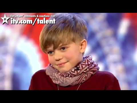 Ronan Parke - Britain's Got Talent 2011 Audition - itv.com/talent - UK Version