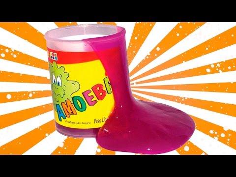 Como fazer Amoeba fácil em Casa com Detergente. thumbnail