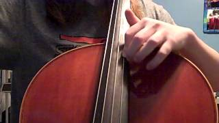 A Thousand Years Christina Perri Cello