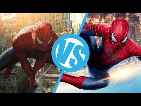 Spider-Man 2 VS The Amazing Spider-Man 2 : Movie Feuds ep78