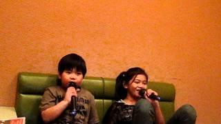 jino & argin singing love story of taylor swift :))