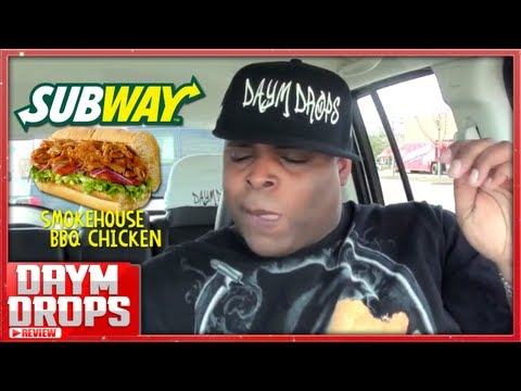Subway's Smokehouse BBQ Chicken Review
