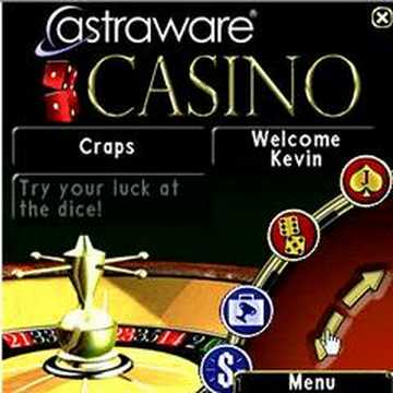 Review of Astraware's Casino for Palm Addicts