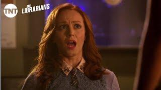 The Librarians: Truth or Dare? - Season 4, Ep. 2 [CLIP] | TNT