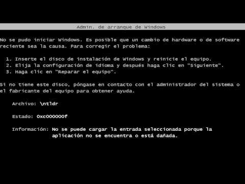 Reparar Windows XP, Windows Vista y Windows 7 tras infección por VIRUS!100% RECOMENDADO-[P@rte 1]