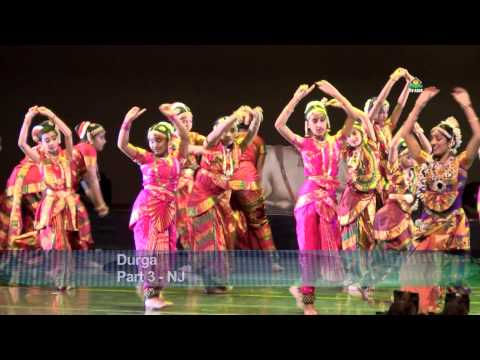 Hema Malinis Durga Dance Ballet at NJPAC Part 3