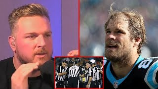 Greg Olsen's Answer to NFL's Referee Issue