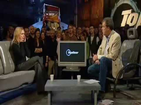 Billie Piper on Top Gear