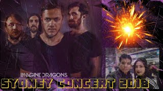 Download Lagu Imagine Dragons Sydney Concert 2018 Gratis STAFABAND