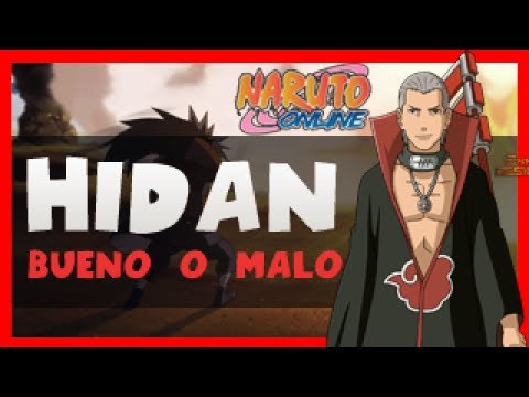 HIDAN mejor que ITACHI? Naruto Online