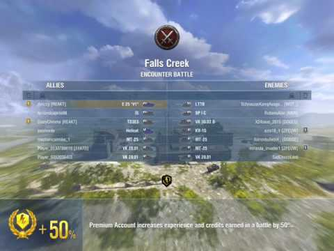 World of Tanks Blitz - Platooning with CrazyChrome