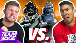 Rainbow Six: Siege Shields Only Challenge!