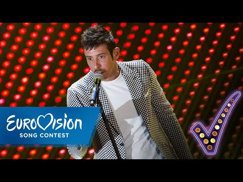 "Francesco Gabbani - ""Occidentali's Karma"" - Italien 
