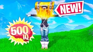 *NEW* 500 IQ HIDING TRICK! - Fortnite Funny WTF Fails and Daily Best Moments Ep.1096