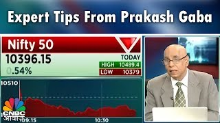 Download video Sauda Aapka   Expert Tips From Prakash Gaba   Stocks To Invest In   19th Feb 2018   CNBC Awaaz