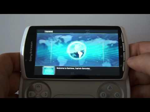 Telix.pl: Sony Ericsson XPERIA Play - Gry