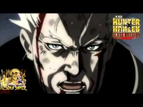 Hunter X Hunter - The Last Mission  Netero Kaichō Vs Jed video