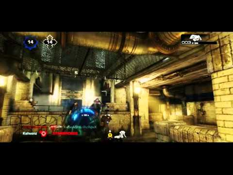 Feel Like a Monster - Gow3 Montage OCE Edit by lStylousl