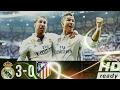 Hasil Pertandingan: Real Madrid 3-0 Atletico Madrid Semifinal Liga Champions 03/05/2017 MP3