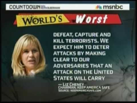 Liz Cheney, Chairman of Fear